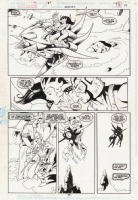 Jeff Johnson Green Lantern Annual #6, Page 14 Comic Art