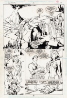 Jeff Johnson Green Lantern Annual #6, Page 15 Comic Art