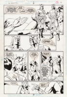 Jeff Johnson Green Lantern Annual #6, Page 16 Comic Art