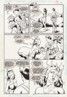 Jeff Johnson Green Lantern Annual #6, Page 17 Comic Art