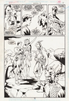 Jeff Johnson Green Lantern Annual #6, Page 18 Comic Art