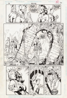 Jeff Johnson Green Lantern Annual #6, Page 20 Comic Art
