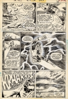 Flash #242, Green Lantern Story Page 6 Comic Art
