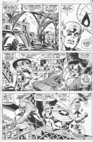 Captain America # 138 Pg. 7 Comic Art