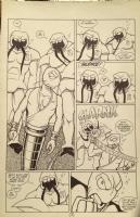 Fish Shticks #1 Page 16 STEVE HAUK Comic Art