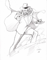 Van Sciver, Ethan Sandman golden age 2014, Comic Art