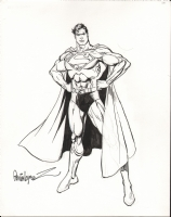 Garcia-Lopez, Jose Luis Superman 2010 Comic Art