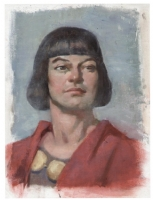 Rubinstein, Joe -- Prince Valiant Comic Art