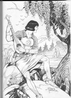 Tanghal, Romeo -- Prince Valiant, Heroes Con 2012 Comic Art