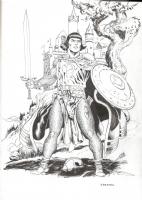 Cherniga, Edward -- Prince Valiant -- 2015 Comic Art
