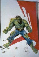 Phillips, Joe/Hamner, Cully -- Incredible Hulk Comic Art