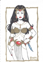 Conner, Amanda -- Dejah Thoris Comic Art