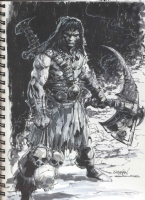 Kayanan, Rafael -- Conan Comic Art