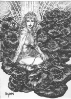 Kayanan, Rafael -- Dejah Thoris in  Comic Art