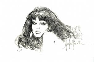 Gonzalez, Jose -- Vampirella Comic Art