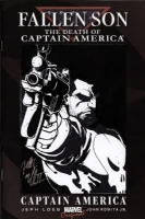 Freddie Williams II Punisher Fallen Son Comic Art