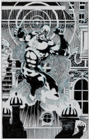 Daredevil by Kelley Jones Comic Art