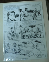 Zagor, Franco Donatelli Comic Art