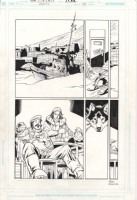 Fables 48 Page 1 Comic Art