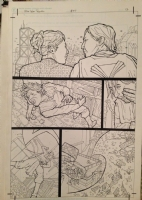 Star Wars Republic #47, pg 13 Comic Art