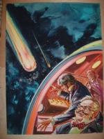 Superjoyas literarias juveniles # 27. Julio Verne Comic Art