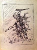 Western draft, by Bernal Comic Art