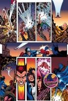 JLA/Avengers page 20 Comic Art