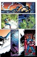 JLA/Avengers page 21 Comic Art