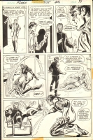 The Flash 235 p 10 Comic Art