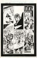 Avengers annual '99 page 20 - Leonardo Manco Comic Art