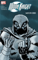 Moon Knight 1 cover (2006) by Finch, Morales, and Turnbull Comic Art