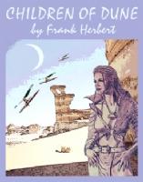 Herbert's Dune Comic Art
