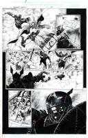Avengers annual '99 page 23 - Leonardo Manco Comic Art