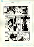 Daredevil: Man Without Fear #3 pg.28 - John Romita Jr Comic Art