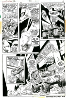 Amazing Spider-Man #130 page 11 - Ross Andru Comic Art