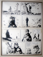 CORTO MALTESE Comic Art