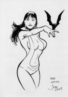 JORDI BAYARRI - Vampirella Comic Art