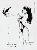 TANINO LIBERATORE - Vampirella Comic Art