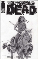 Michonne's 'Collection'..., Comic Art