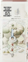 Folded image - Al Jaffee Comic Art