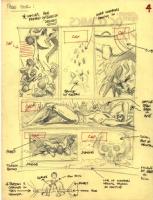 Tarzan prelim page 4 Comic Art