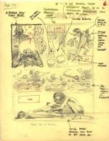 Tarzan prelim page 6 Comic Art