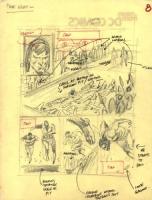 Tarzan prelim page 8 Comic Art