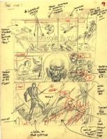 Tarzan prelim page 9 Comic Art