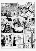 Torpedo Page Jordi Bernet Comic Art