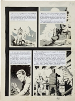 Crime Illustrated #3 page 9 - Williamson Comic Art