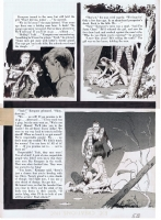 Crime Illustrated #3 page - Williamson Comic Art