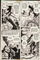 Sinister House of Secret Love #3 page by Alex Toth Comic Art