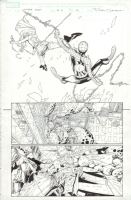 Rafa Sandoval - Ultimate Doom 3 pg 15 Comic Art