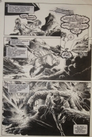 David Roach-Star Wars TOTJ issue 5 page 13 Comic Art